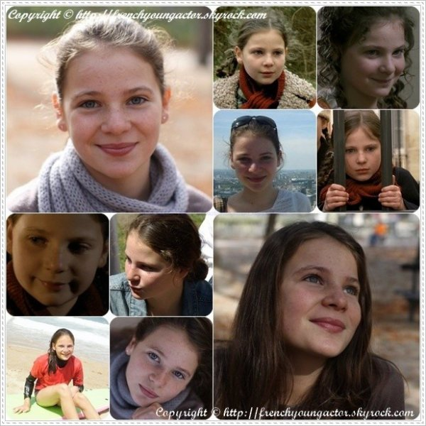 Lucie-Cerise BOUVET