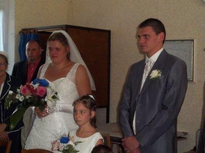 mariage benoit vanessa