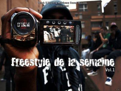 LA COMPIL FREESTYLE DE LA SEMAINE