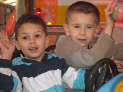 Eliias et Mathéo