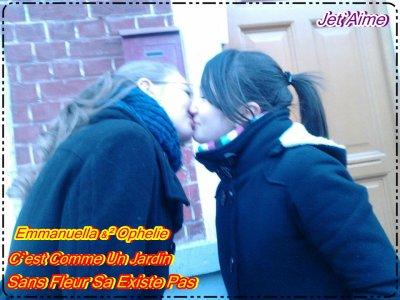 Emmanuella & Ophelie