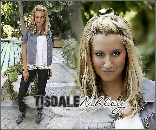 Ta source d'actualité sur Ashley Tisdale !  • www.Ashz-Tisdale.skyrock.com