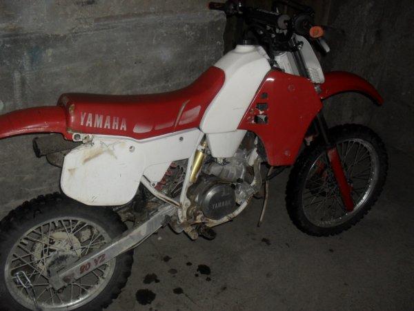 ma nouvel moto