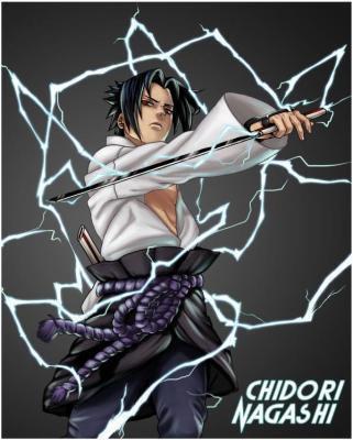 Les techniques de sasuke mon perso pref blog de mangathib - Technique de sasuke ...