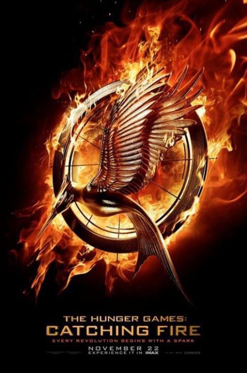 Hunger Game 2: l'affiche enfin dévoilée!