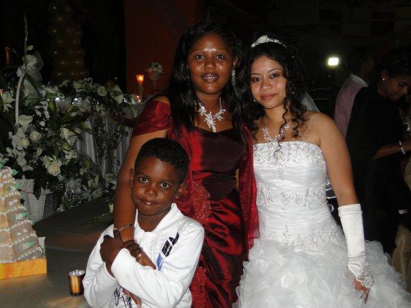 le mariage de ma copine