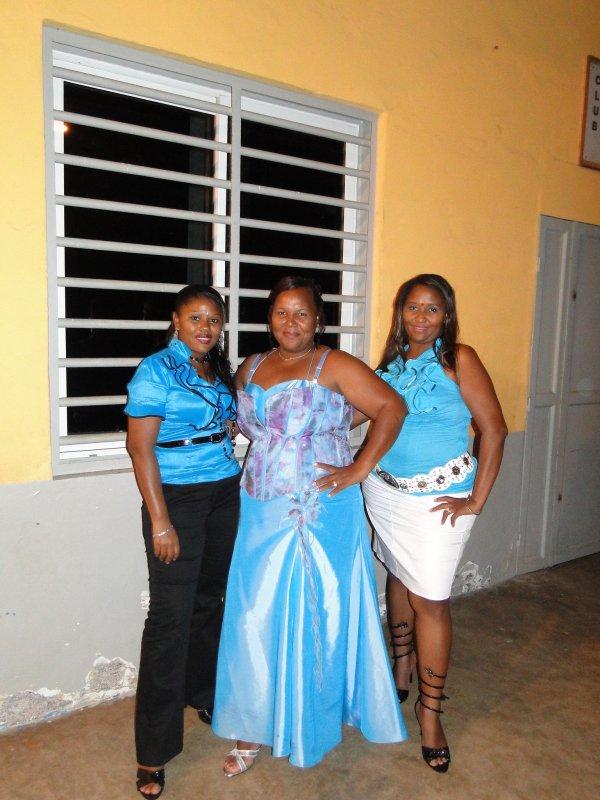 moi ma tante et ma soeur