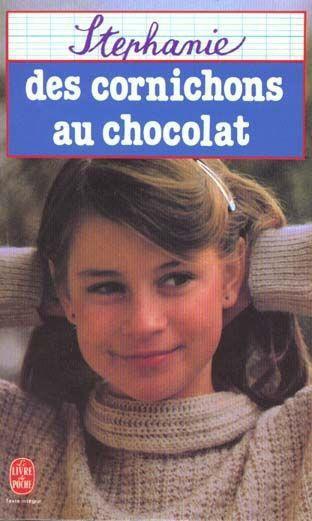 des cornichon au chocolat