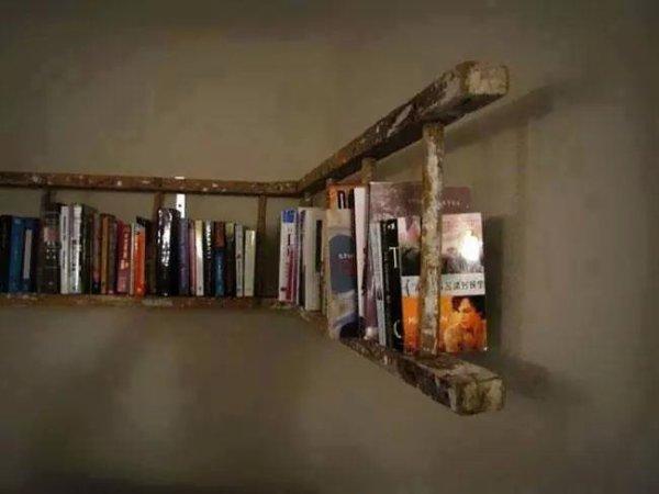 Idée de deco pour mettre vos livre