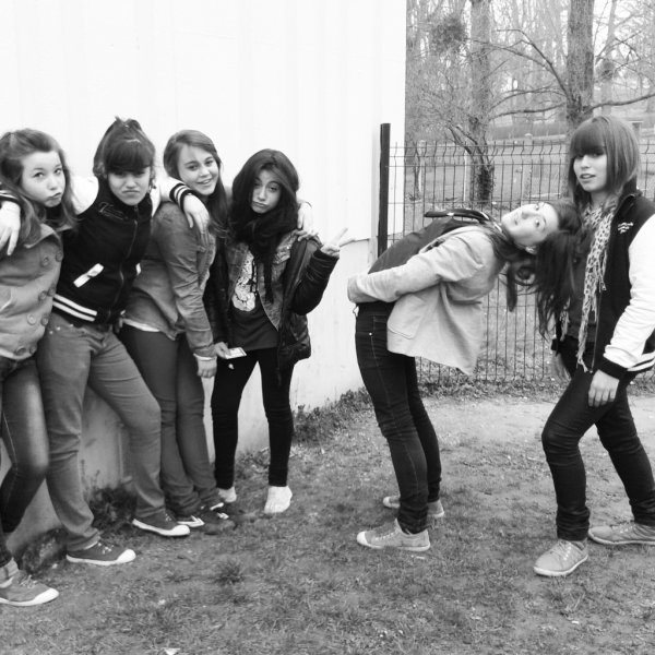 #La team des coupines.♥