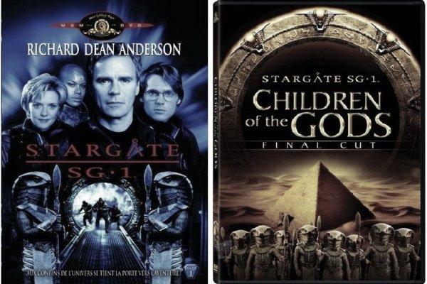 #03. Le Pilote de Stargate-SG1