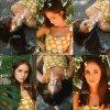 "... Photoshoot de Carolina pour la marque ""Enagua"", par Malena Fradkin. ..."