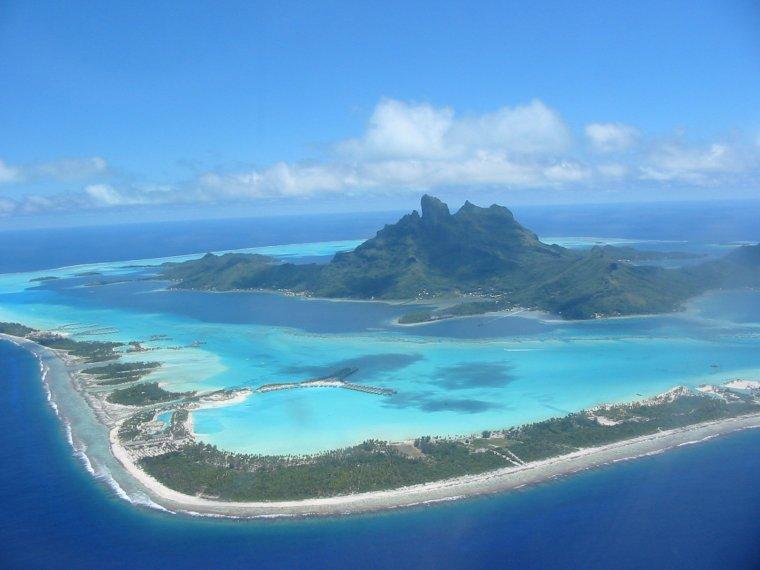 Bora Bora.....