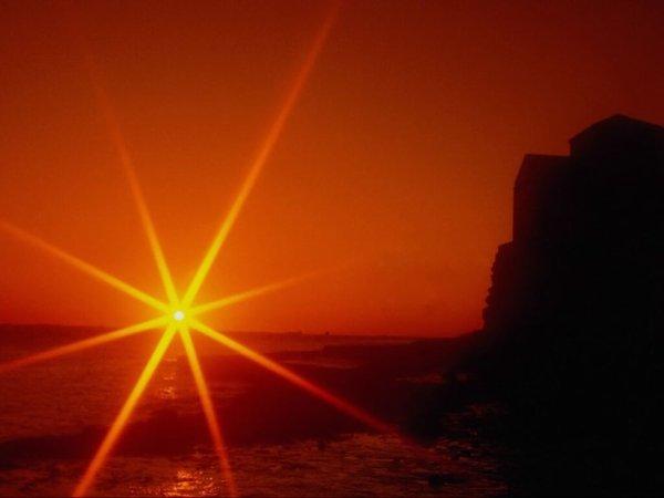 Coucher de soleil n°3
