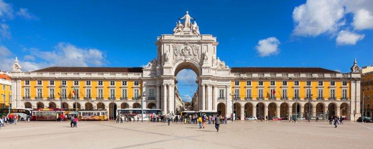 Lisbonne, capitale du Portugal, La ville aux 7 collines......