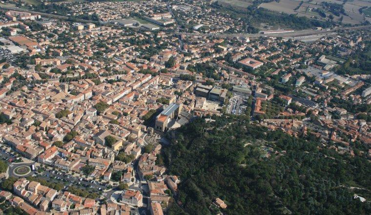 Arausio, Orange, ma ville et son théatre dans l'histoire......