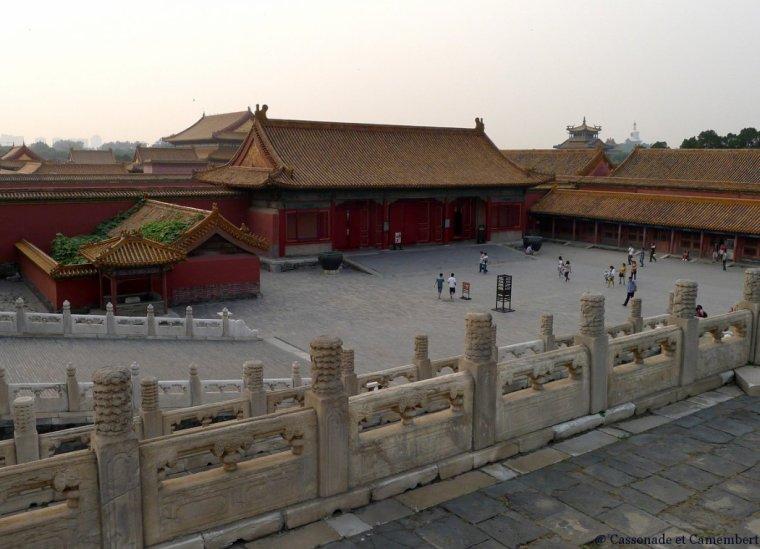La cité interdite, Chine....