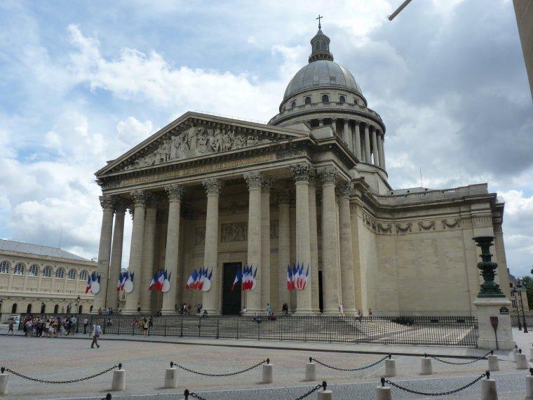 Le Panthéon, Paris....