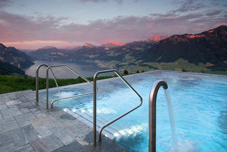 Hotel Villa Honegg, Ennetbuergen, au centre de la Suisse...