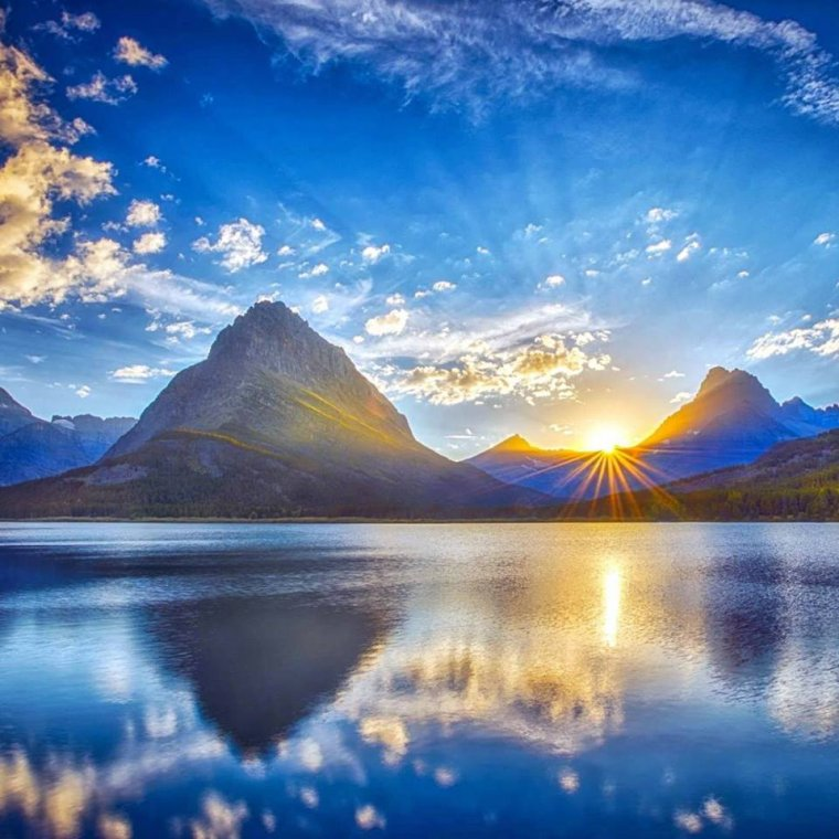 Le soleil se lève aussi.....