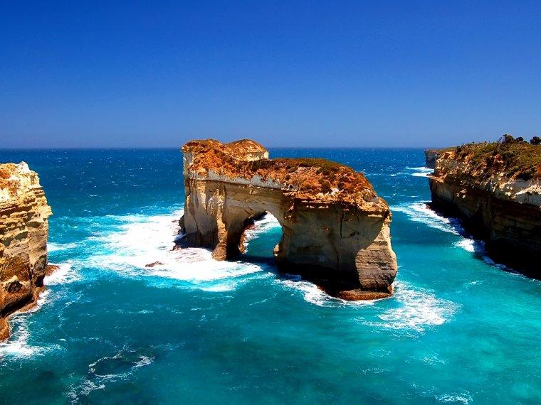 Le rock de la tête, Australie.....