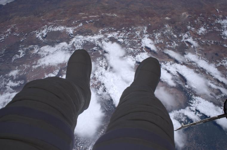 Thomas Pesquet, astronaute français a capturés de merveilleux clichés en 2016, depuis l'espace....
