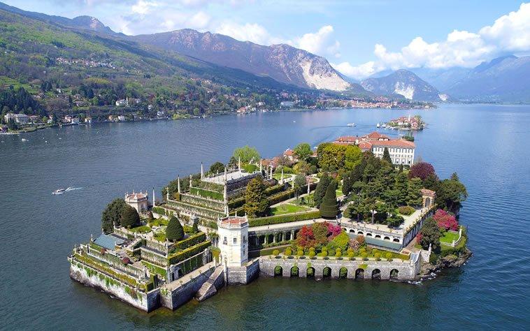 Le lac Majeur, Italie et Suisse....