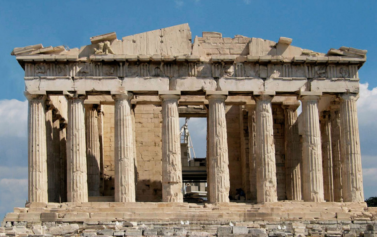 Le Parthénon, Grèce....
