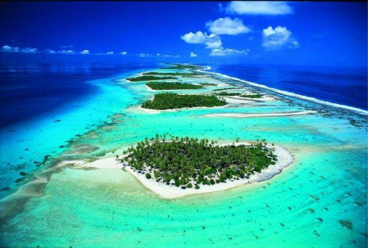 Rangiroa, Tuamotu, Polynésie francaise... France...