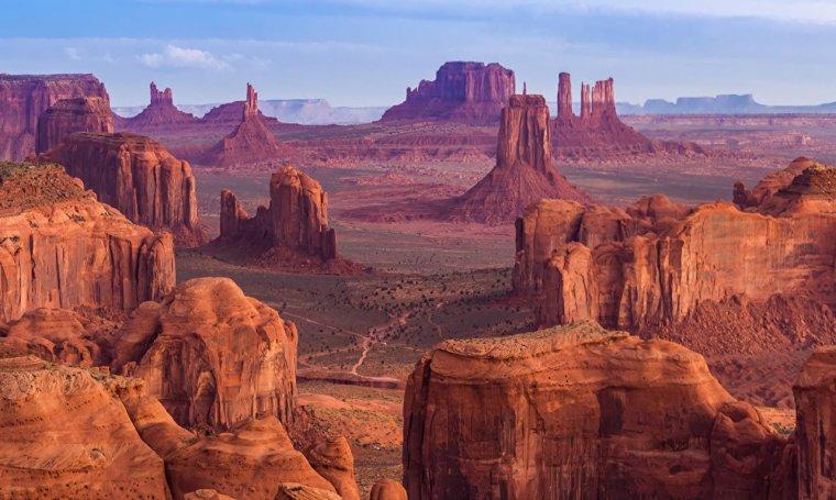 Une des plus belles vues du Grand canyon, Arizona, USA.....