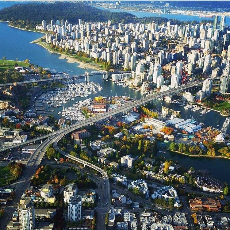 Vancouver, Colombie-Britannique, Canada...