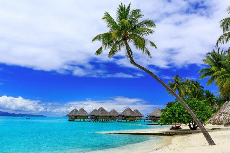 Envie de vacances ? Bora-Bora...