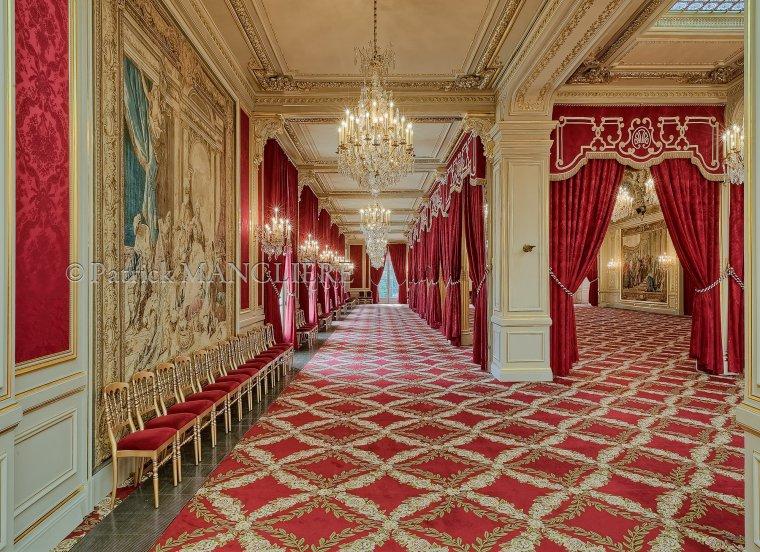 Le palais de l'Élysée est, depuis 1873, résidence officielle du président de la République française....