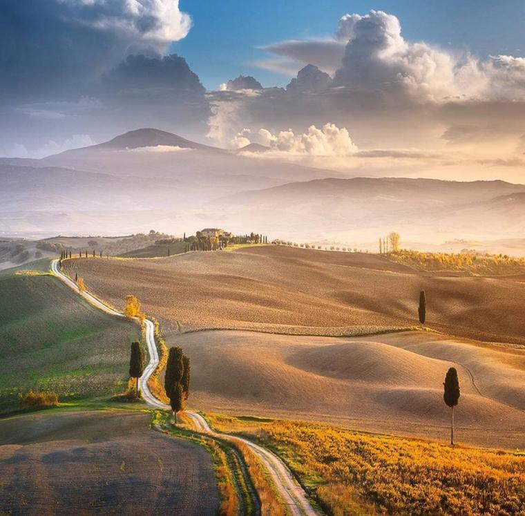 Toscane, Italie.......