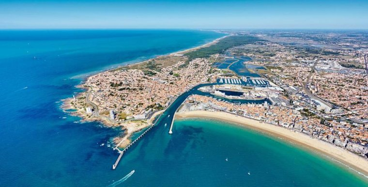 Les Sables d'Olonnes, Vendée (85) France