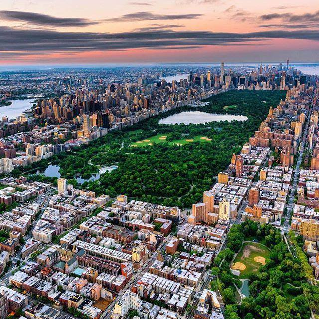 Central Parc, New-York, USA...