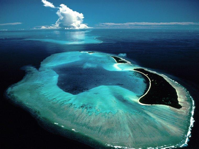 Aux îles Fidji....