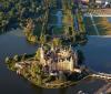 Le château de Schwerin, Allemagne....