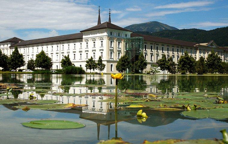 Bibliothèque d'Admont Abbey, Autriche...