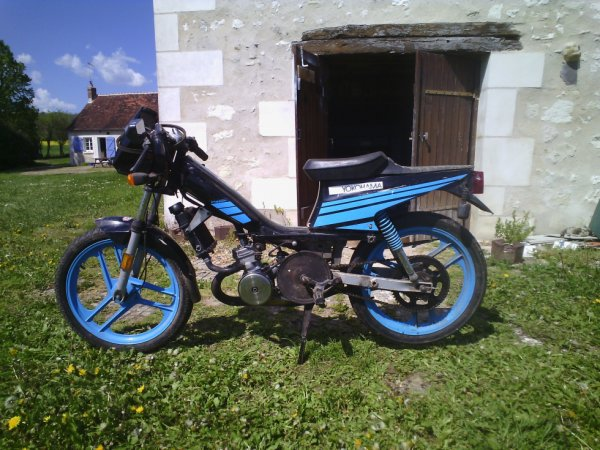 restauration d'un 51 passion .