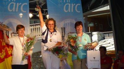 3 CHAMPIONNATS DE FRANCE ......3 MEDAILLES