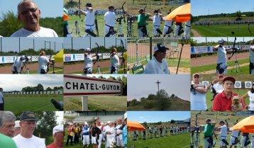 CHAMPIONNAT DE FRANCE VETERANS FITA CHATEL GUYON