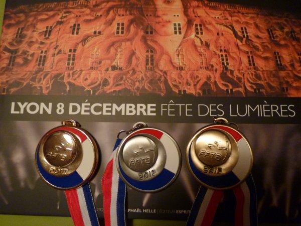 championnat de France FEDERAL LYON 26 aout 2012