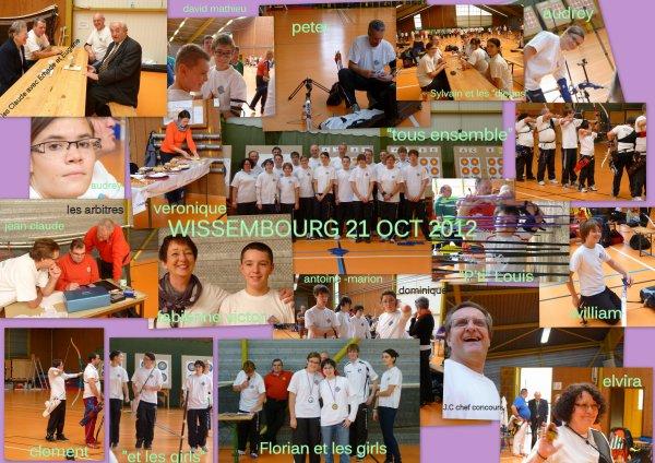 WISSEMBOURG 21 OCTOBRE 2012