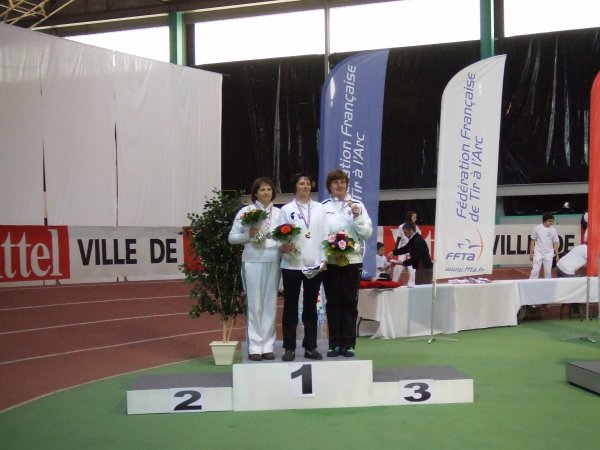 CHAMPIONNAT DE FRANCE SALLE VITTEL 1 au 3 mars 2013