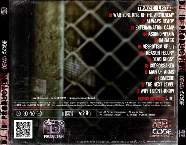 DJ IB - DEAD CODE (2014)