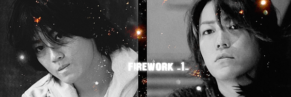 Firework -1-.