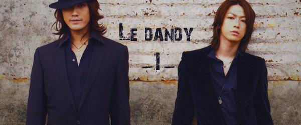 Le dandy -1-