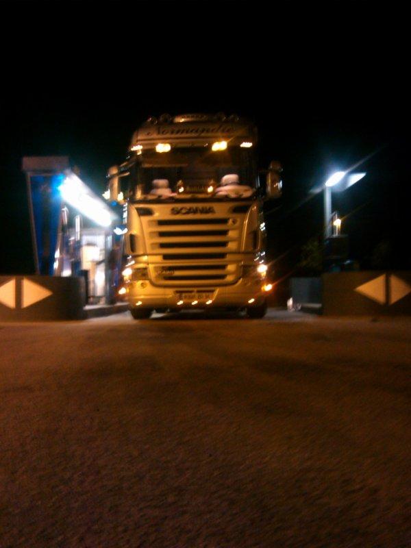 Scania de Morgan ( Transports Lingèvres)