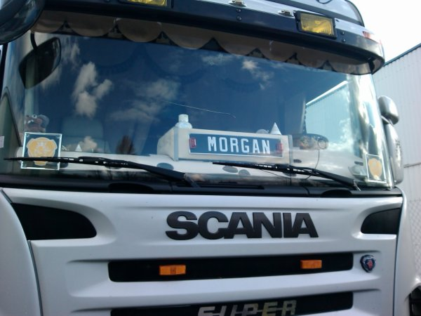 Scania de Morgan